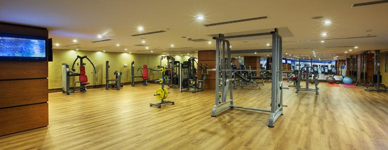 Gym in erbil