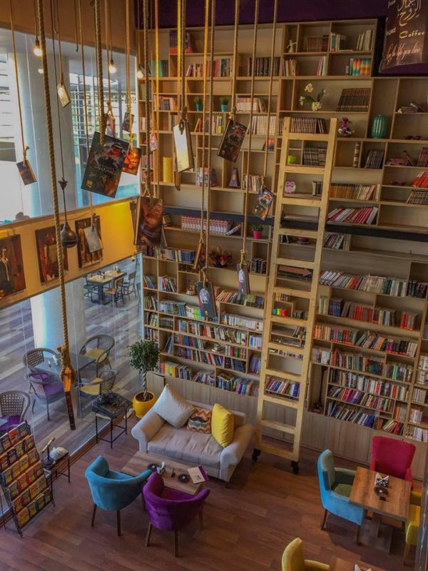 The Book Cafe Visit Erbil