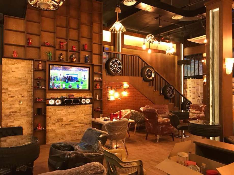 Garage Lounge Restaurant And Cafe Visit Erbil